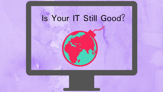 Is your IT Infrastructure Still Optimal for your Business?